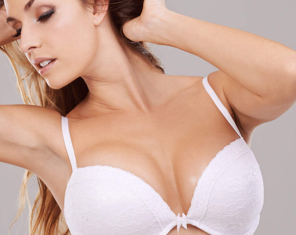 Breast augmentation without surgery is possible!