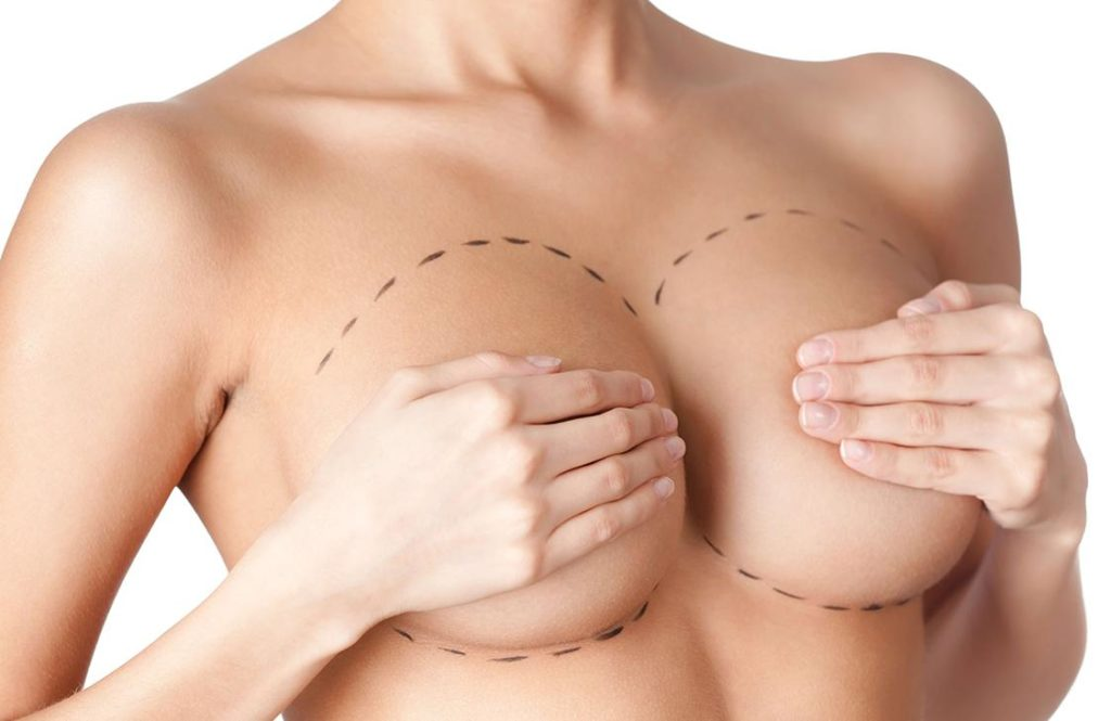 Boob enlargement surgery